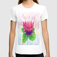 lotus flower T-shirts featuring Lotus by Lala