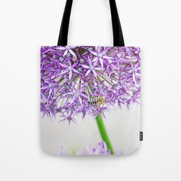 Be a Bee and be Free Tote Bag