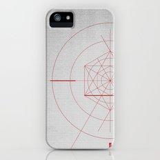circles iPhone (5, 5s) Slim Case
