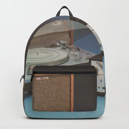 Vintage Speakers 1 Backpack