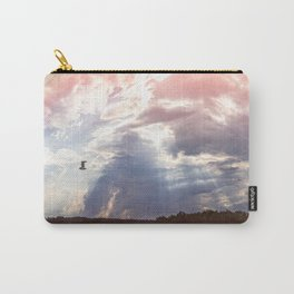 Shine Down on Me Carry-All Pouch