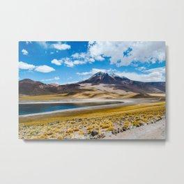 Altiplano lights Metal Print