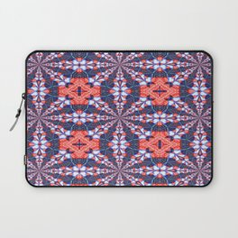 Vibrational Pattern 10 Laptop Sleeve
