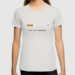 It's A Metaphor T-shirt
