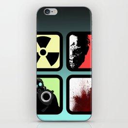 Zombie Control iPhone Skin