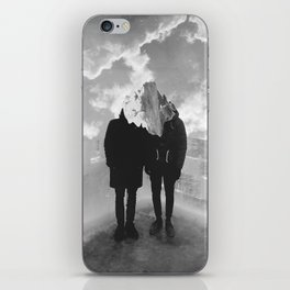 You and I iPhone Skin