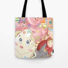 Children's Stories Tote Bag