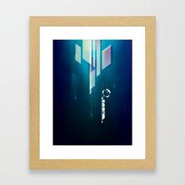 Isopod Framed Art Print
