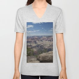The Grand Canyon Unisex V-Neck