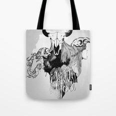 I Kill You Tote Bag