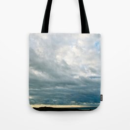 Grace Clouds Tote Bag