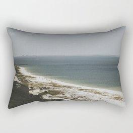 on the coast of florida Rectangular Pillow