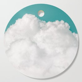 Dreaming Of Mountains Cutting Board