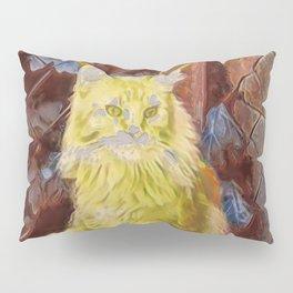 Maine Coon Cat II Pillow Sham
