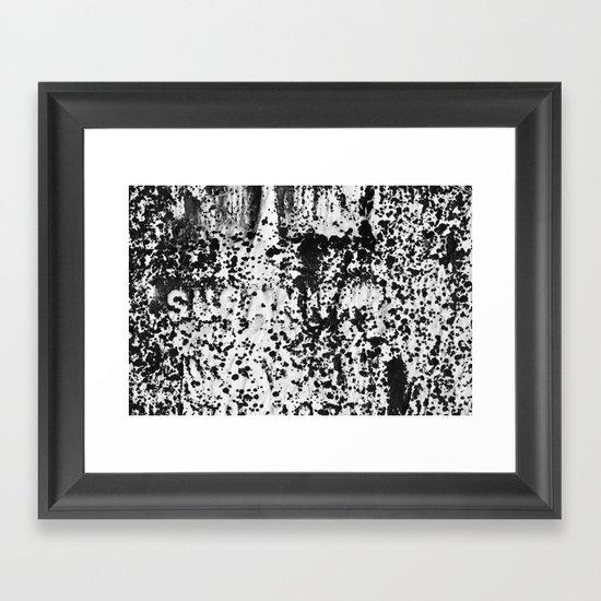Susan Framed Art Print