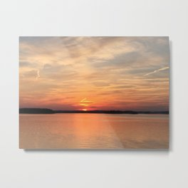 Painting the West Metal Print
