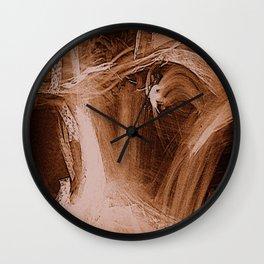 Attic Wall Clock