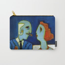power of seduction Carry-All Pouch