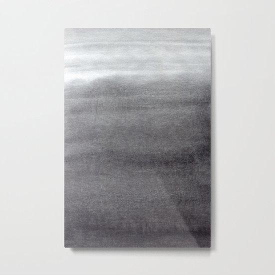 Abstract Horizon Metal Print