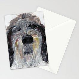 Hairy Dog Stationery Cards