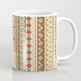 Aztec pattern 03 Coffee Mug