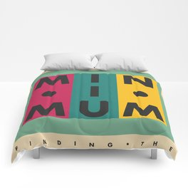 Vintage California // Minimum Comforters