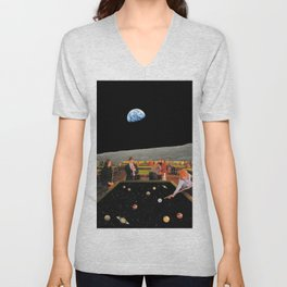 Cosmic Games Unisex V-Neck