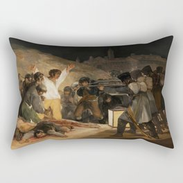 The Third of May by Francisco Goya Rectangular Pillow