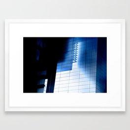 """""""SKIES.OF.STONE"""" V8 Framed Art Print"""