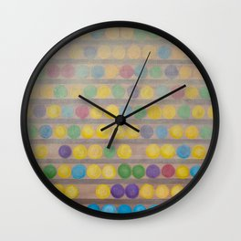 Inside Out Long-Term Memory Wall Clock