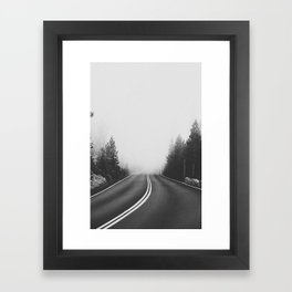 ROAD TRIP II / Colorado Framed Art Print