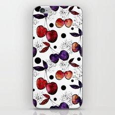 Galaxy Cherry Pattern iPhone & iPod Skin