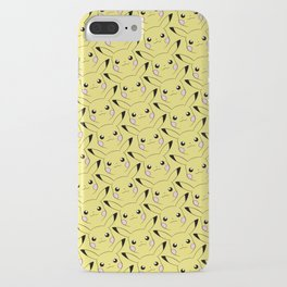 Kawaii pattern iPhone Case