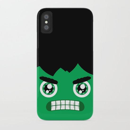 Adorable Hulk iPhone Case