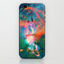 Wing Nebula iPhone Skin
