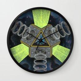 Vectron Equilibrius Wall Clock