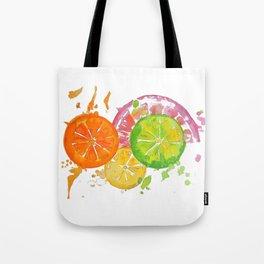 Citrus Burst! Tote Bag