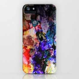 Igneous Stars iPhone Case