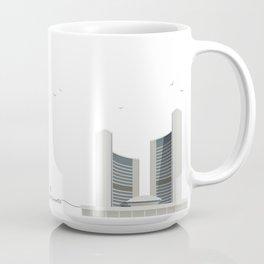 Toronto City Hall | Icon-O-Tecture Coffee Mug