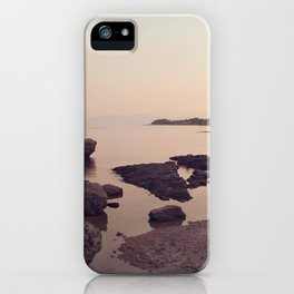 marine collection. Greece. Kefalonia iPhone Case
