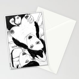 asc 608 - Les exclus (The Bird's eye view) Stationery Cards