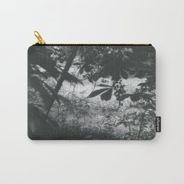 Deer Through the Leaves Carry-All Pouch
