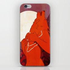 Mai'cob Fire iPhone & iPod Skin