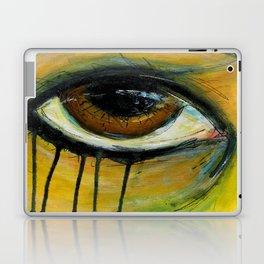 Running Mascara Laptop & iPad Skin