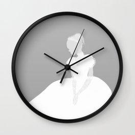 Left Behind Wall Clock