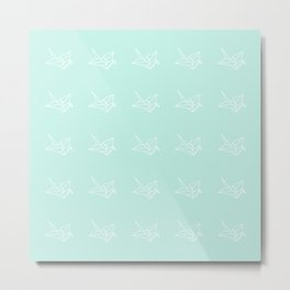Origami_05 Metal Print
