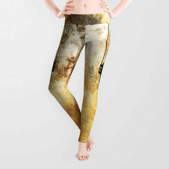Love at the End of the Universe Leggings