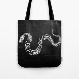 Death Grips / Bones Poster Tote Bag