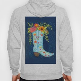 Cowgirl Boot Hoody