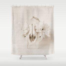 Beautiful Death Shower Curtain